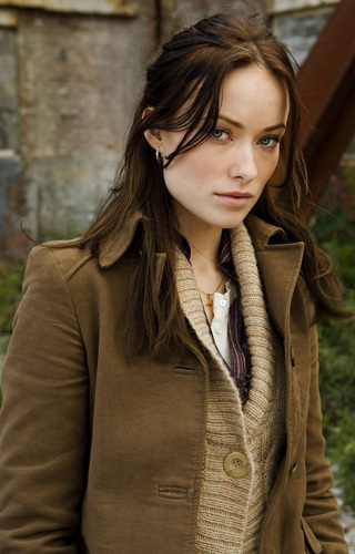 The Black Donnellys wallpaper titled Olivia Wilde/Jenny