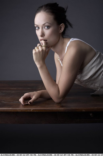Olivia Wilde for Elle