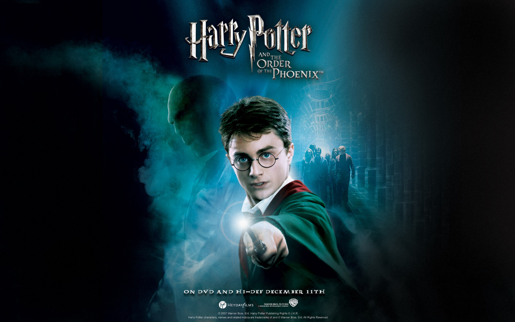 Order of the Phoenix - Harry Potter Wallpaper (931097) - Fanpop