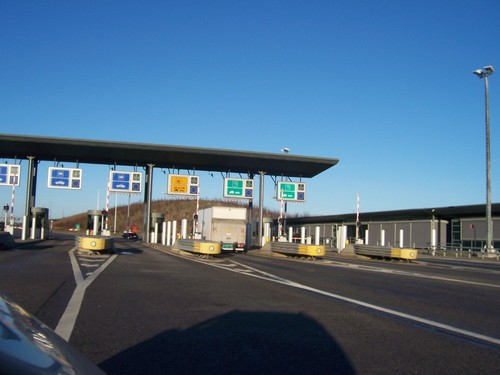 Oresund Bridge Toll