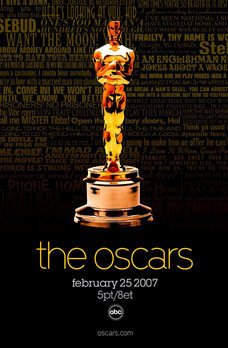 Best movie of 2007 academy awards