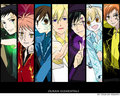 Ouran Elementals - ouran-high-school-host-club fan art