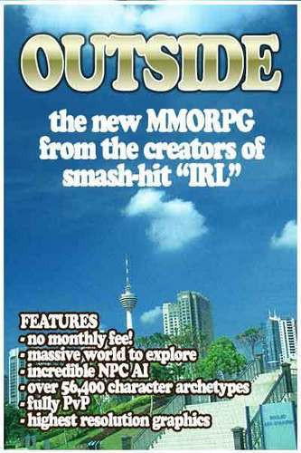 Outside - The Real MMORPG