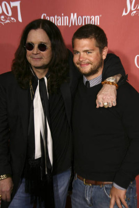 Ozzy &amp; Jack Osbourne - ozzy-osbourne Photo