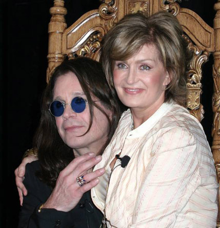 Sharon Ozzy Osbourne Young