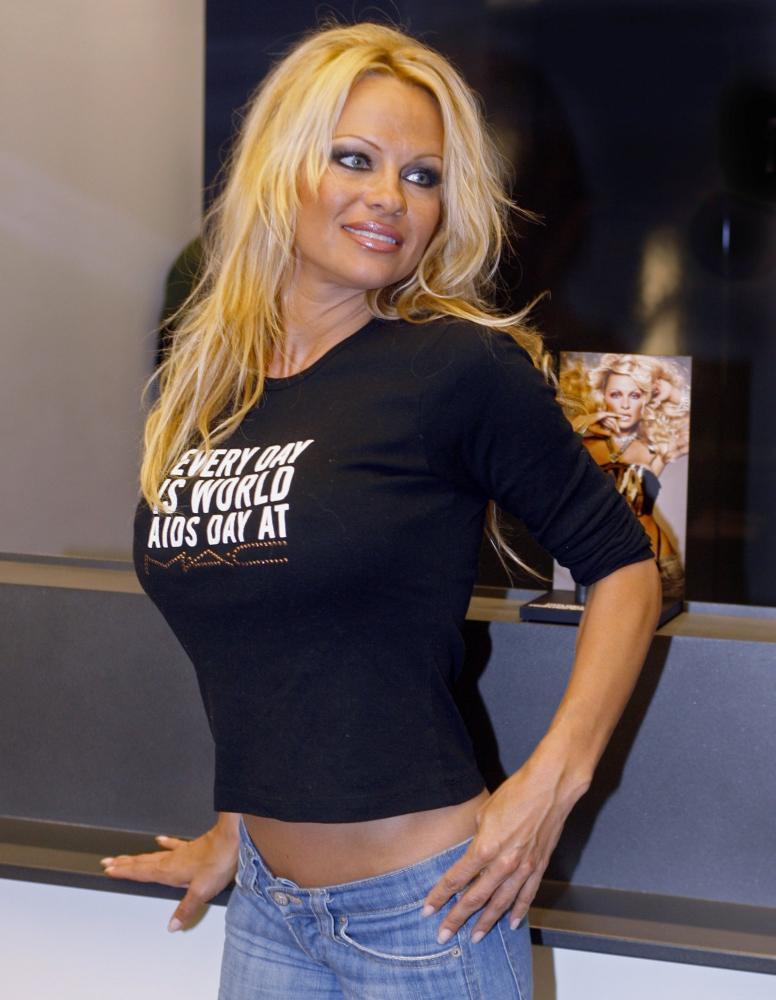 Pamela Anderson images Pamela Anderson HD wallpaper and ... Pamela Anderson