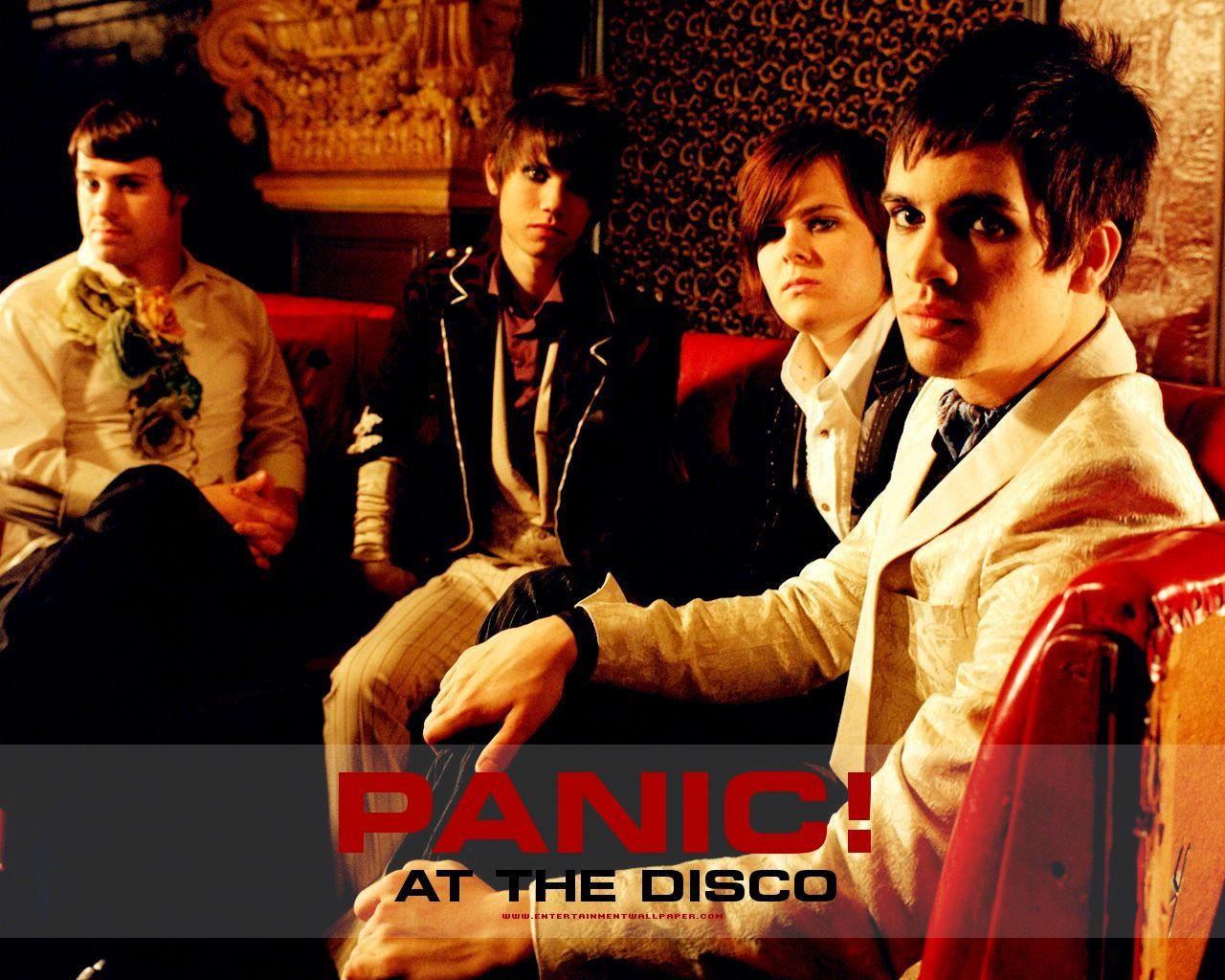 panic at the disco - photo #24