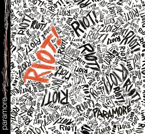 Paramore wallpaper called Paramore Album Cover