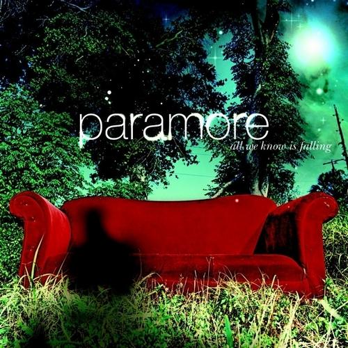 Paramore fond d'écran called Paramore Album Cover