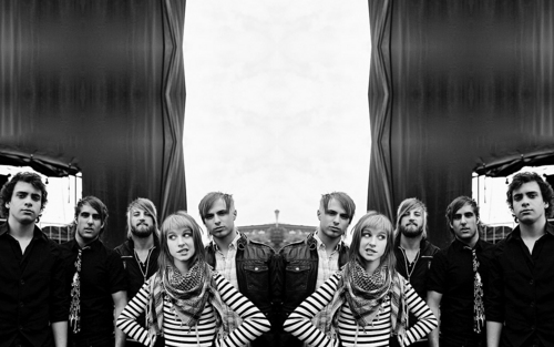 Paramore Stretched Mirror