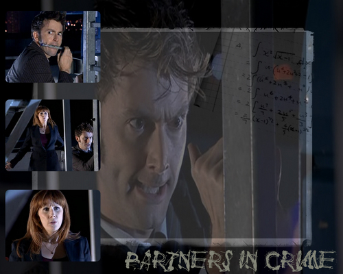 Partners in Crime 4x01 - doctor-who Wallpaper
