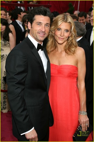 Patrick Dempsey 2008 Oscars