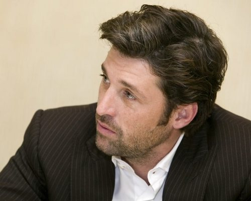 Actors پیپر وال titled Patrick Dempsey