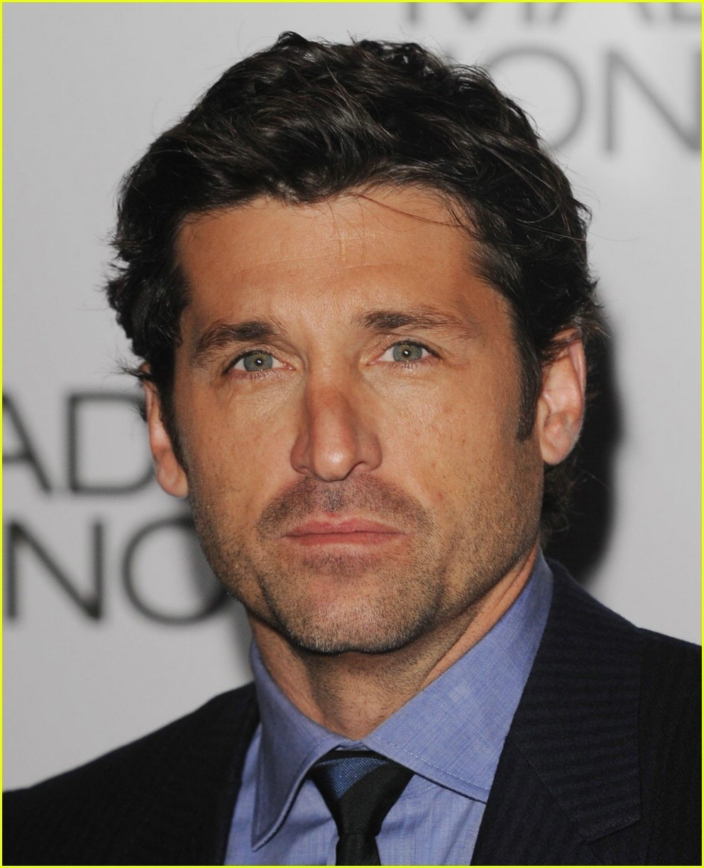 Dr Derek Shepherd Images Patrick Dempsey Hd Wallpaper And