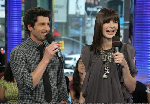 """Patrick Dempsey on """"MTV's Total Request Live"""""""