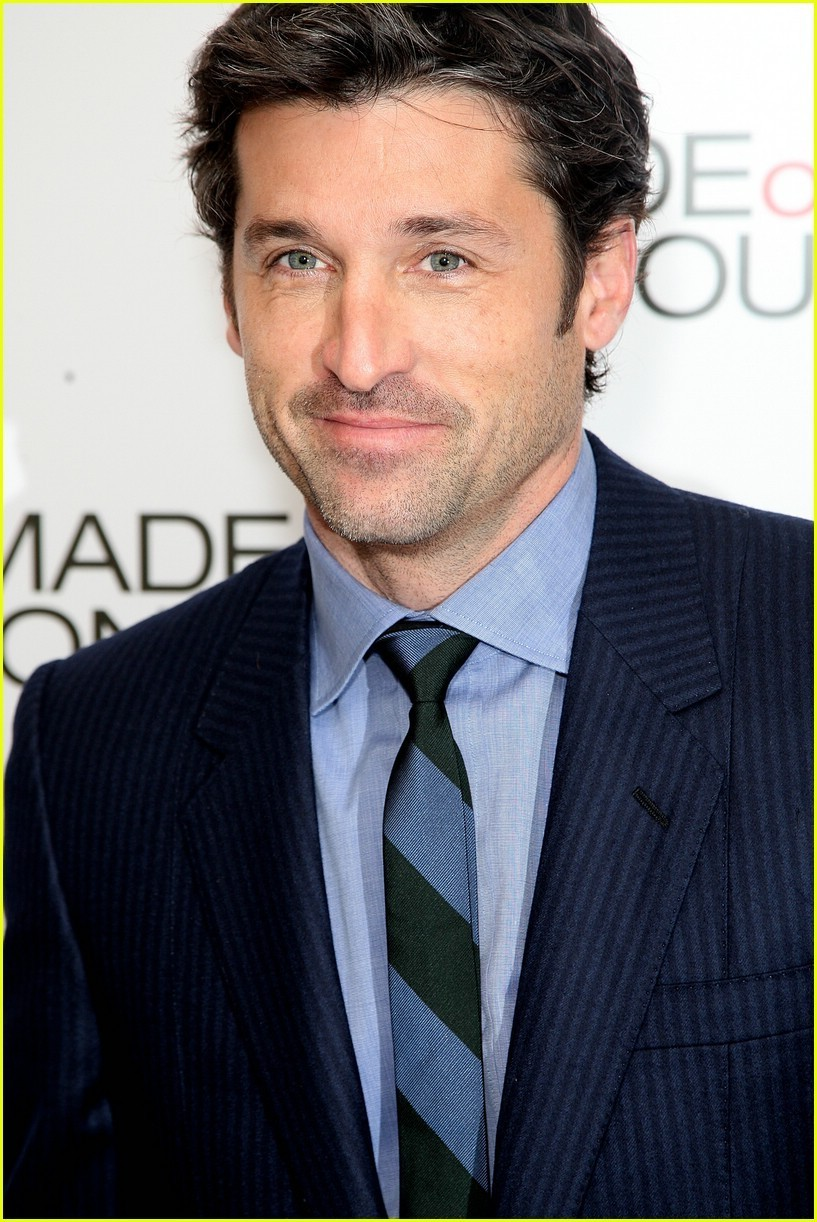 Patrick Dempsey - Picture Colection