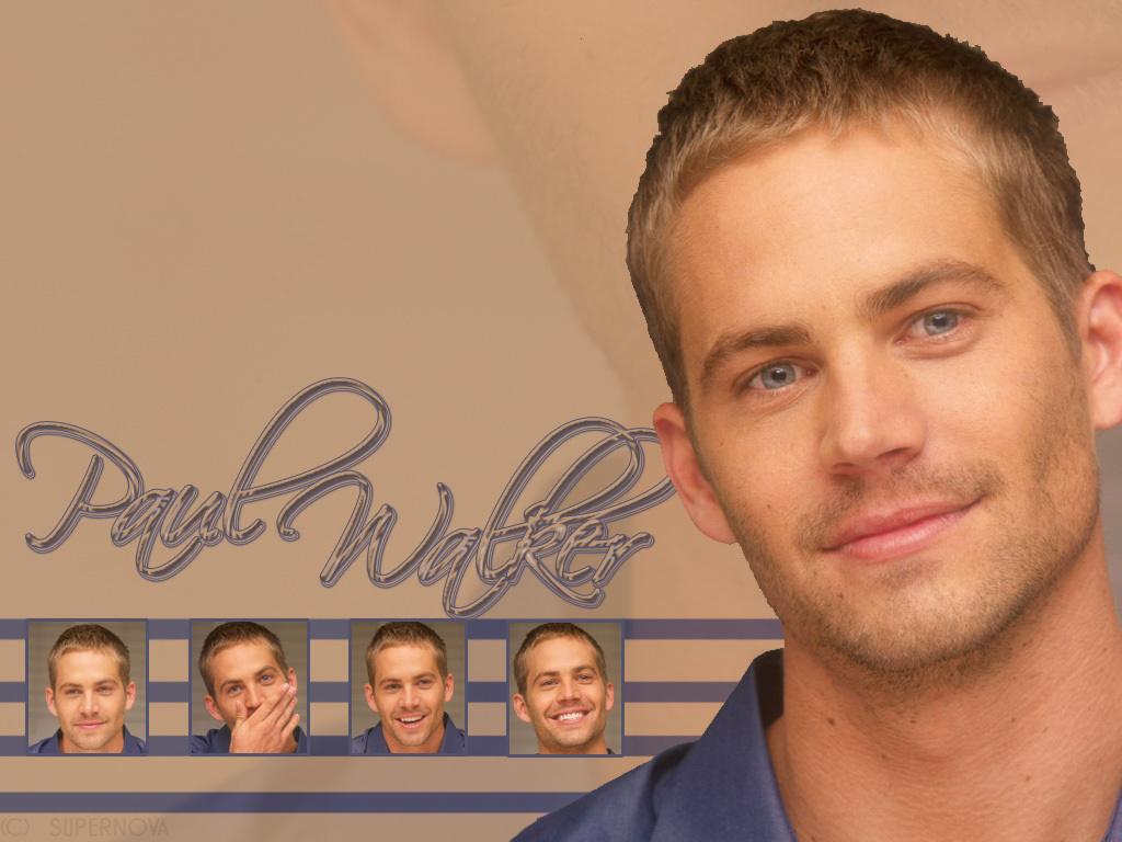 Paul Walker Wallpapers Widescreen