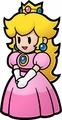 melocotón Paper Mario