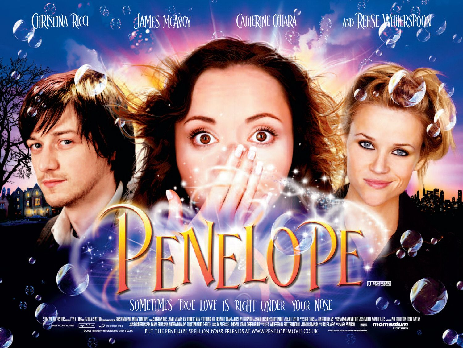 Penelope Penelope Movie Poster