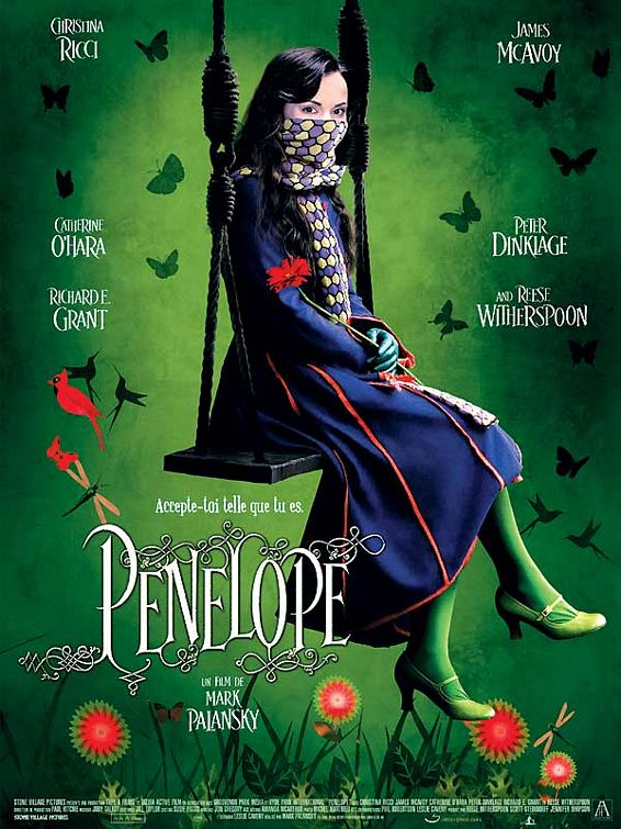 Penelope French Movie Poster - Penelope Photo (856502) - Fanpop