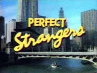 Perfect Strangers Sign
