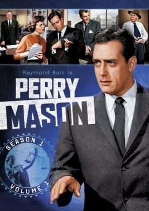 Perry Mason DVD Cover