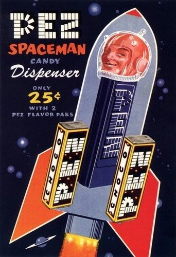 Pez Spaceman - pez Photo