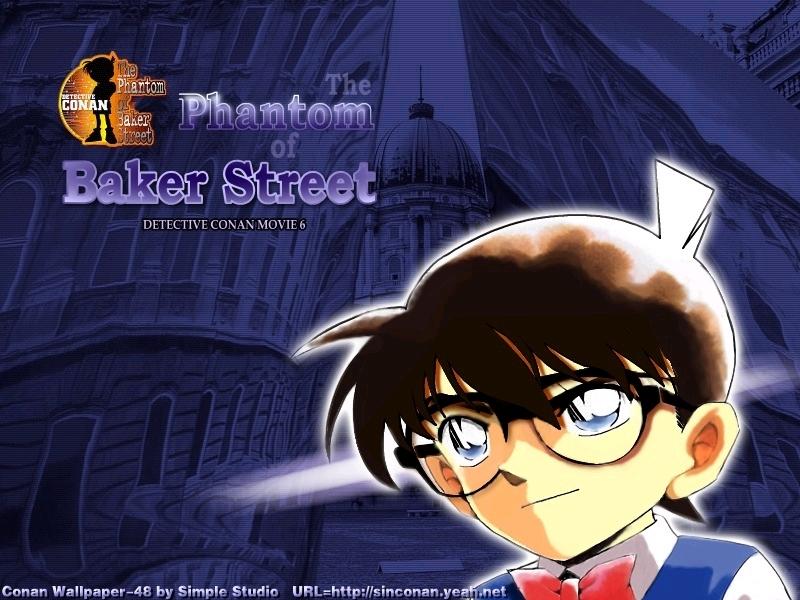 Detective Conan Images Phantom Of Baker Street Hd Wallpaper And