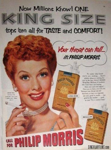 Philip Morris cigarettes