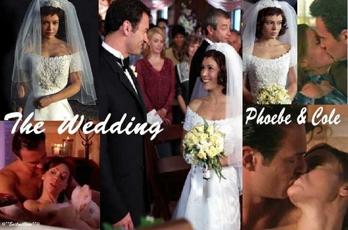 Phoebe And Cole Wallpaper Probably With A Bridesmaid Led Forever