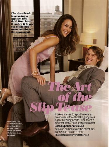 foto shoot - Cosmo magazin