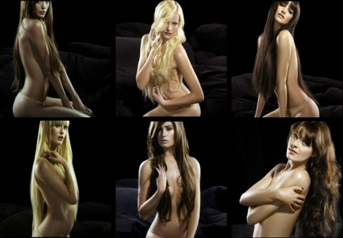 Photoshoot nude - germanys-next-top-model Photo