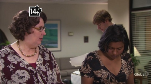 Phyllis in cena Party