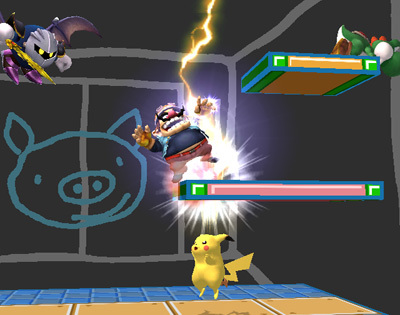 Pikachu Special Moves