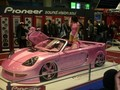 Pink  car - pink-color photo