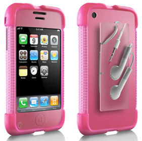 Pink (Color) wallpaper called Pink ipod case