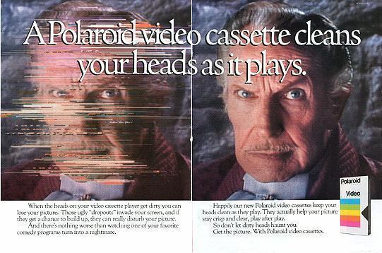 Polaroid tv ad