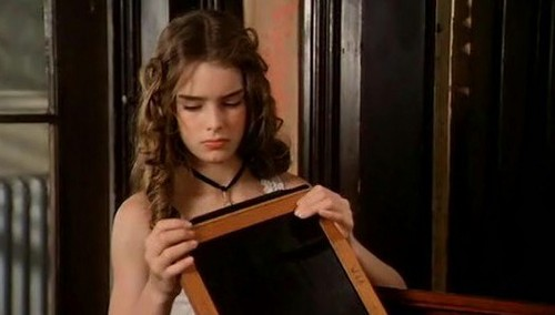 Brooke Shields wallpaper called Pretty Baby