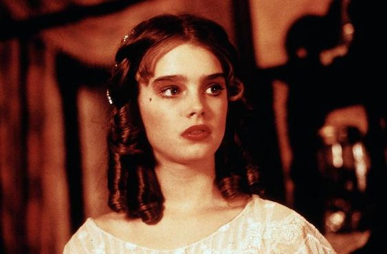 Brooke Shields Pretty Baby