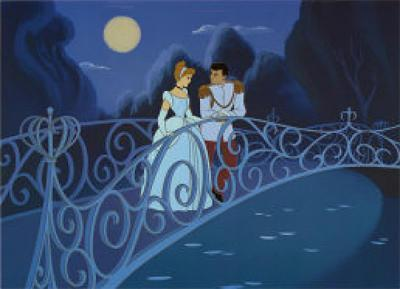 Prince Charming and Cendrillon