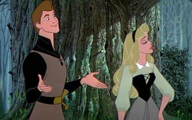 Leading men of disney wallpaper titled Prince Phillip and Aurora