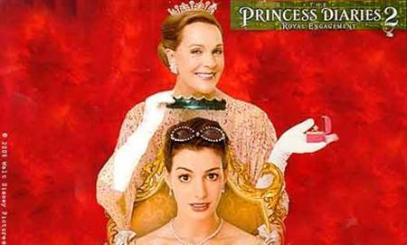 The Princess Diaries 2 پیپر وال entitled Princess Diaries 2