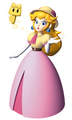 Princess peach, pichi - Mario Party 2