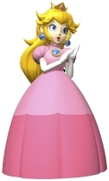 Princess Peach - SM 64