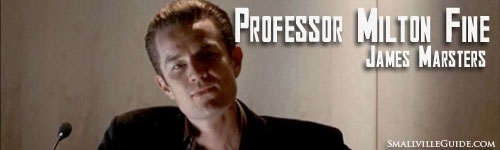James Marsters wallpaper titled Professor Milton Fine