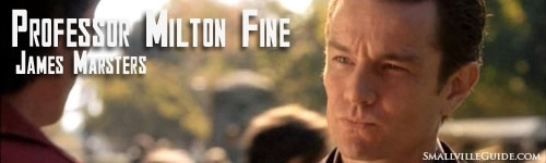 James Marsters wallpaper entitled Professor Milton Fine