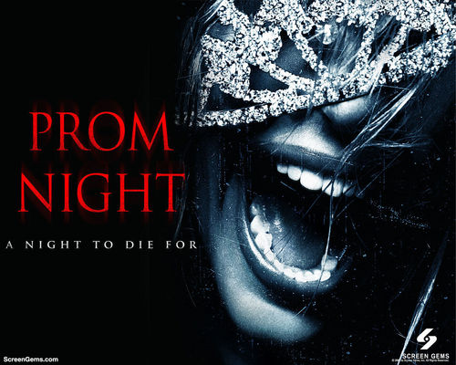 Film wallpaper called Prom Night