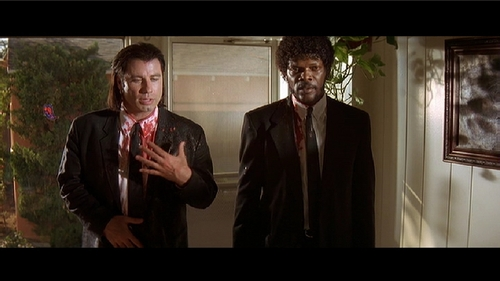 Pulp Fiction   - pulp-fiction Photo
