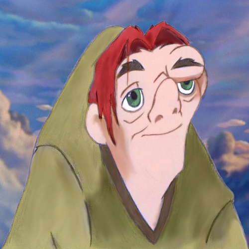 Leading men of disney wallpaper titled Quasimodo