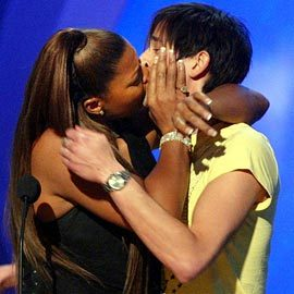 queen Latifah & Adrien Brody